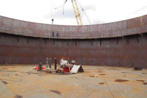 проектирование резервуаров