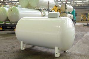 сосуд для хранения СУГ 10 м³