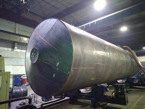Емкость подземная дренажная ЕП-100, ЕПП-100 м3 стальная