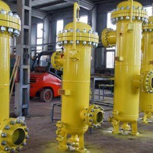 Газовые сепараторы вихревые СГВ