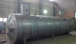Подземная емкость ЕП-25, ЕПП-25