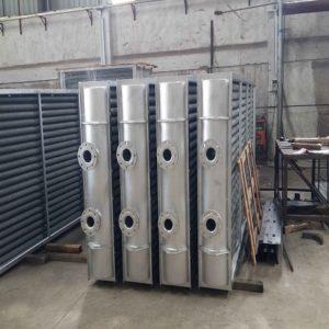 Алюминиевые теплообменники