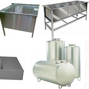 Баки и емкости для воды
