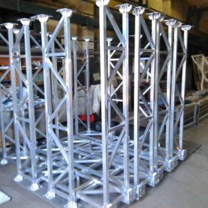 Алюминиевые металлоконструкции